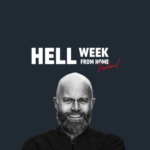 HELL WEEK FROM HOME by BERTRAND
